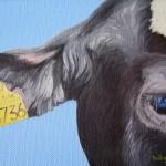"""736 # 10"" 13 x 18 cm Sold"
